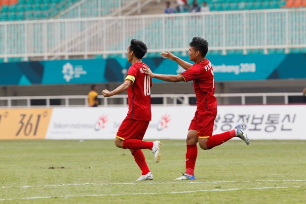 Olympic Viet Nam lo tam huy chuong lich su sau loat sut luan luu hinh anh 2