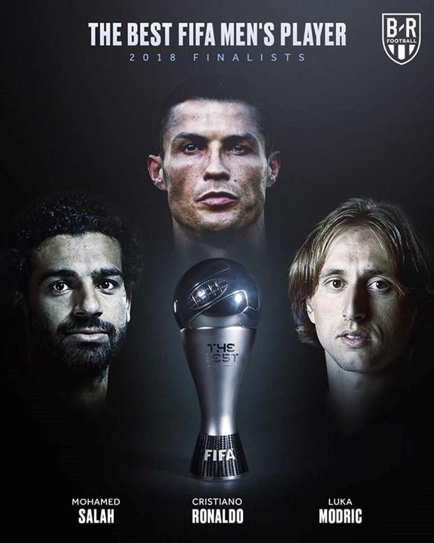 Messi bat bai khoi danh sach ung vien xuat sac nhat nam cua FIFA hinh anh 1