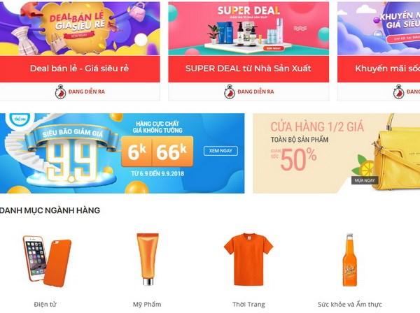 Trai nghiem mua sam cho nguoi tieu dung trong ngay Online Friday hinh anh 1