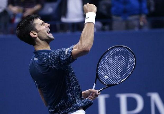 Ha del Potro, Novak Djokovic lan thu 3 dang quang tai US Open hinh anh 1