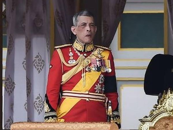 Nha vua Thai Lan ky ban hanh cac dao luat lien quan den bau cu hinh anh 1