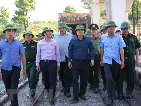 'Quang Ninh khong duoc chu quan, lo la truoc bao Mangkhut' hinh anh 1