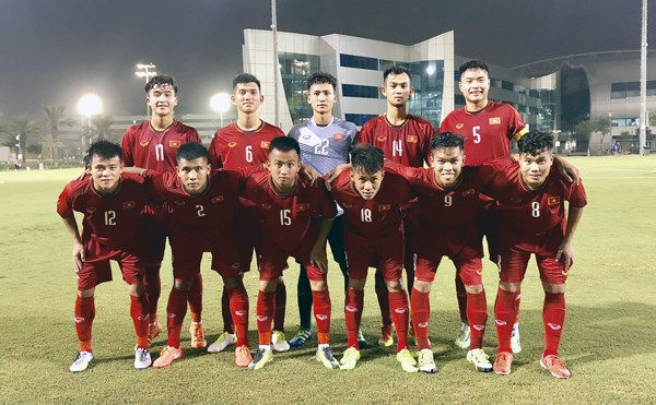 Doi tuyen U19 Viet Nam nguoc dong danh bai U19 Cote d'Ivoire hinh anh 1