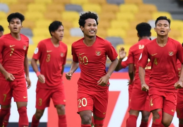 Tien dao U16 Indonesia tu tin danh bai tuyen U16 Viet Nam hinh anh 1