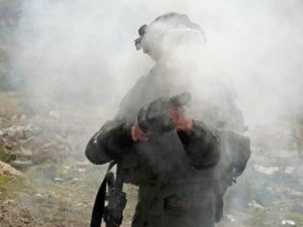 Binh sy Israel ban chet 1 nguoi Palestine o bien gioi Gaza hinh anh 1
