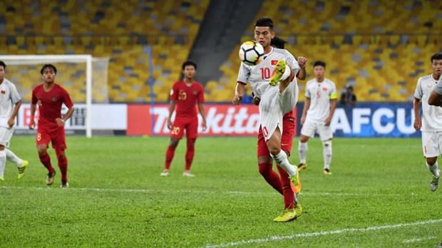 Hoa U16 Indonesia, doi tuyen U16 Viet Nam mat quyen tu quyet hinh anh 4