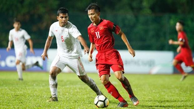 Thua dam Iran 0-5, U16 Viet Nam chia tay VCK U16 chau A hinh anh 1