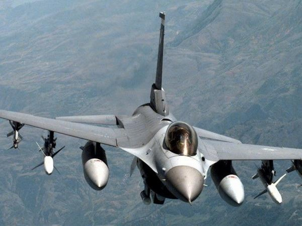 Lockheed Martin: An Do se san xuat canh may bay chien dau F-16 hinh anh 1