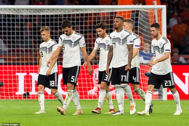 Ket qua UEFA Nations League: Tuyen Duc thua dam tren dat Ha Lan hinh anh 1