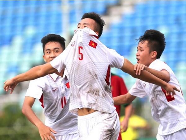 Lich thi dau cua U19 Viet Nam tai vong chung ket U19 chau A 2018 hinh anh 1