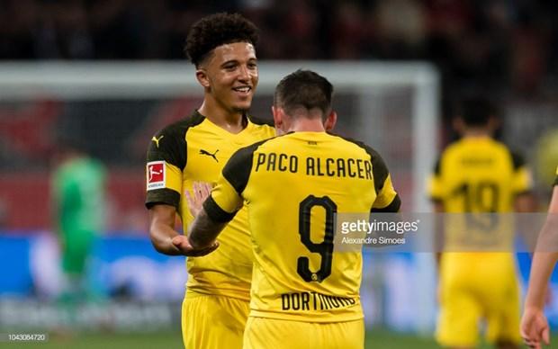 Borussia Dortmund la ung cu vien so 1 cho chuc vo dich Duc? hinh anh 2
