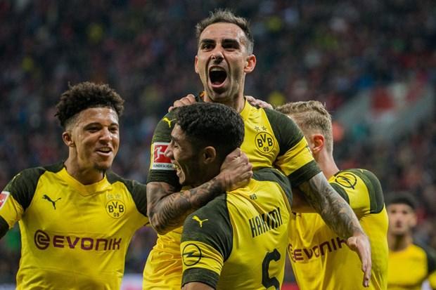 Borussia Dortmund la ung cu vien so 1 cho chuc vo dich Duc? hinh anh 1
