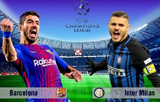 Lich truc tiep Champions League: Hang loat tran dai chien trong mo hinh anh 1