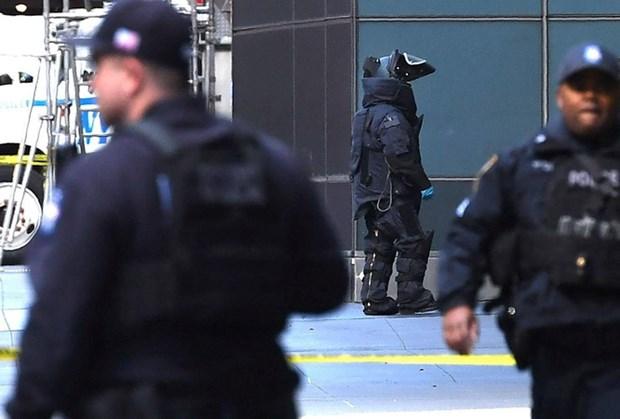 CNN: Phat hien them mot buu kien nghi chua bom tai New York hinh anh 1