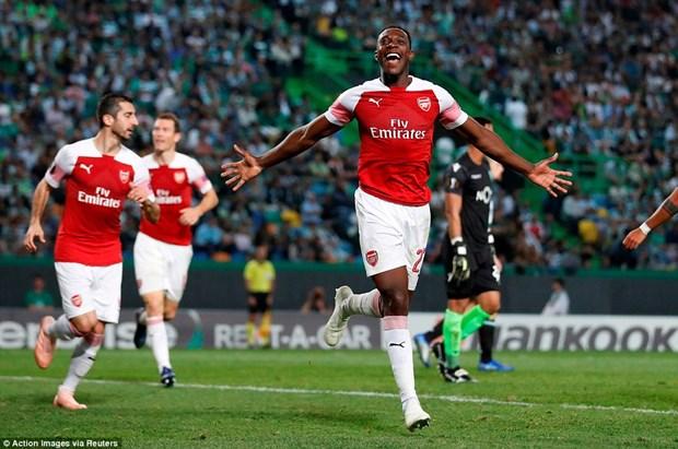Ket qua bong da: Arsenal, Chelsea dat 1 chan vao vong knock-out hinh anh 1