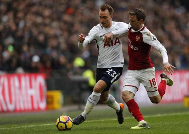Tu ket Cup Lien doan Anh: Arsenal dai chien Tottenham Hotspur hinh anh 1
