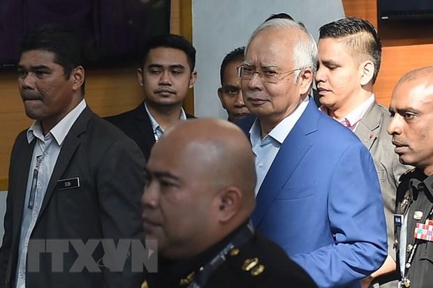 Malaysia truy na tro ly truyen thong cua cuu Thu tuong Najib hinh anh 1