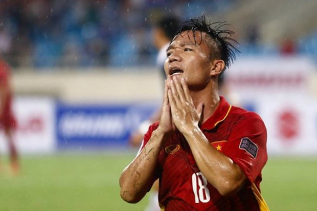 Dinh Thanh Trung gia tu doi tuyen sau khi bi loai khoi AFF Cup 2018 hinh anh 1