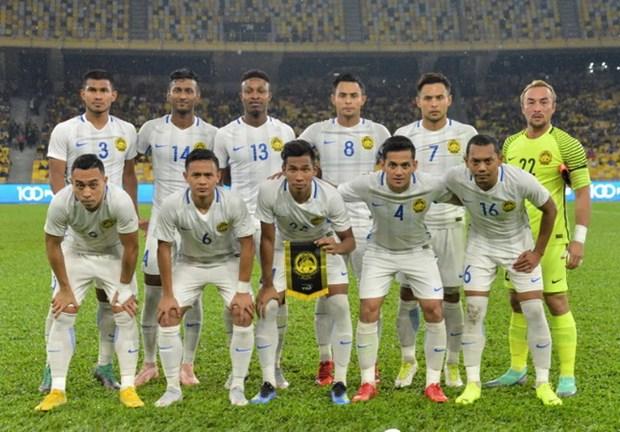 Malaysia chot danh sach 23 cau thu tham du AFF Suzuki Cup 2018 hinh anh 1
