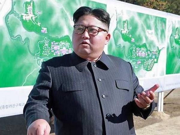 Nha lanh dao Trieu Tien Kim Jong-un co the tham Nga trong thang 11 hinh anh 1