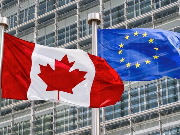EU-Canada thuc day quan he doi tac chien luoc nang dong va tien bo hinh anh 1