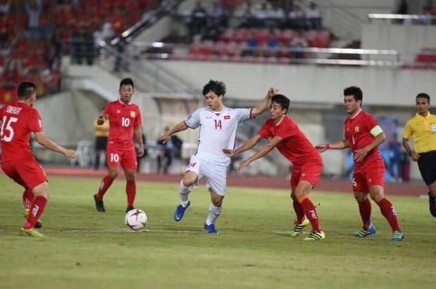 Lao - Viet Nam 0-3: Viet Nam chiem ngoi dau sau luot ra quan hinh anh 2