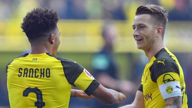 Dortmund vs Bayern: Tran