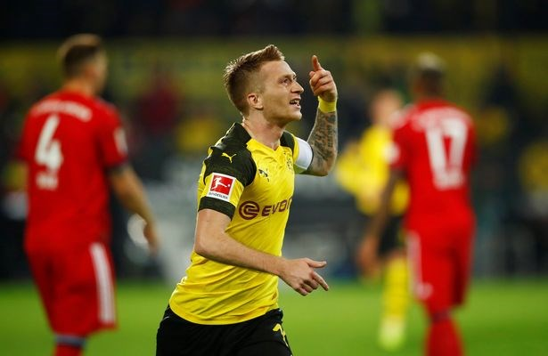 Borussia Dortmund chien thang xung dang o tran 'Klassiker Duc' hinh anh 2