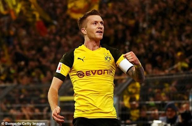 Dortmund nguoc dong danh bai Bayern sau 'con mua ban thang' hinh anh 1