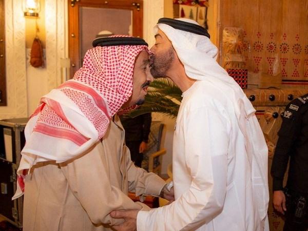 Lanh dao Saudi Arabia, UAE thao luan voi trong tam ve Yemen hinh anh 1