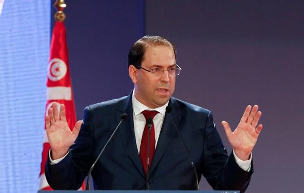 Quoc hoi Tunisia phe chuan de cu cai to noi cac cua thu tuong hinh anh 1