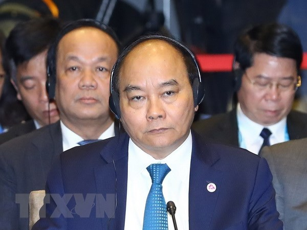 Thu tuong du Hoi nghi Cap cao ASEAN-Han Quoc lan thu 20 hinh anh 1