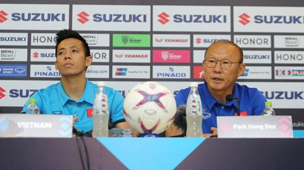 HLV Park Hang-seo: Toi da len dau phap cho tran gap Malaysia hinh anh 2
