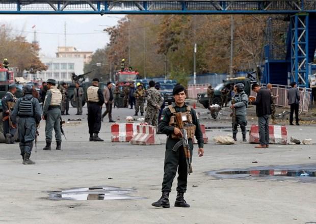 No tai buoi hop ton giao o Kabul, it nhat 100 nguoi thuong vong hinh anh 1