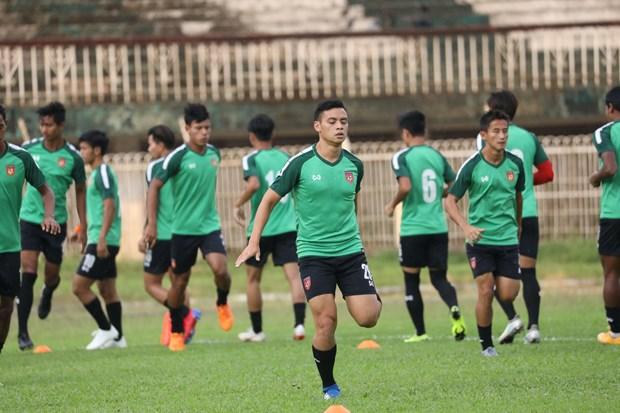Myanmar vs Viet Nam 0-0: Viet Nam mat chien thang vi trong tai hinh anh 3