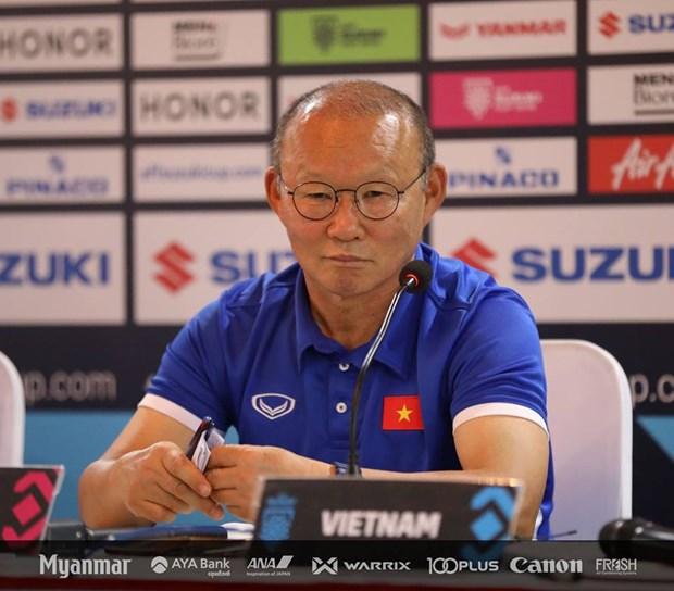 Myanmar vs Viet Nam 0-0: Viet Nam mat chien thang vi trong tai hinh anh 4