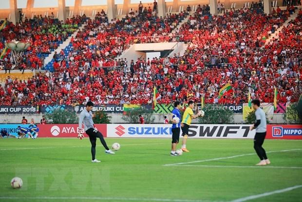 Myanmar vs Viet Nam 0-0: Viet Nam mat chien thang vi trong tai hinh anh 8