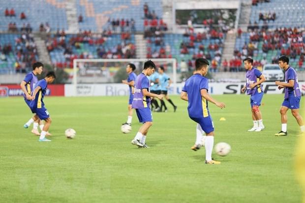 Myanmar vs Viet Nam 0-0: Viet Nam mat chien thang vi trong tai hinh anh 9