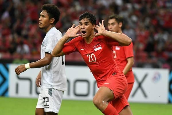 AFF Suzuki Cup: Thai Lan chia diem, Singapore thang huy diet hinh anh 2