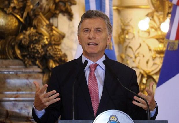 Hoi nghi thuong dinh G20 chinh thuc khai mac tai Argentina hinh anh 1
