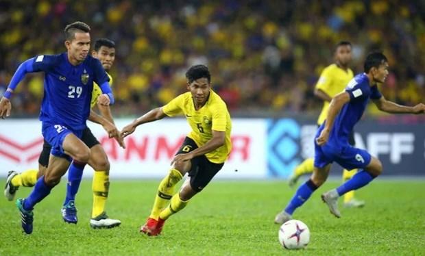 Link xem truc tiep ban ket AFF Suzuki Cup Thai Lan va Malaysia hinh anh 1