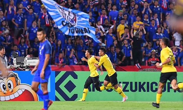 Ha be Thai Lan, Malaysia thang tien chung ket AFF Suzuki Cup 2018 hinh anh 1
