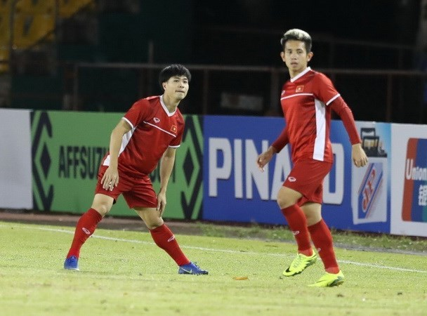 Bao Indonesia ky vong Viet Nam gap Thai Lan o tran chung ket hinh anh 1