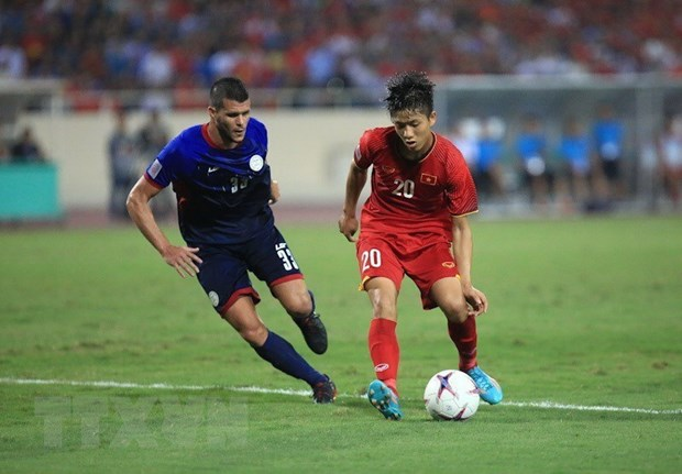 Viet Nam - Philippines 2-1 (4-2): Viet Nam thang tien chung ket hinh anh 12