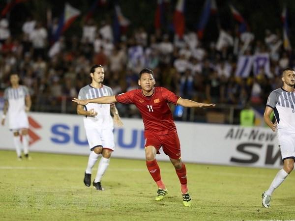 Link xem truc tiep ban ket AFF Suzuki Cup Viet Nam - Philippines hinh anh 1