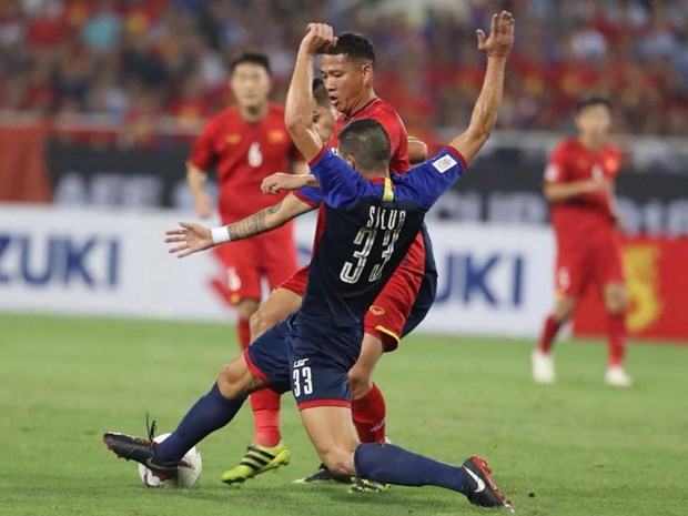 Viet Nam - Philippines 2-1 (4-2): Viet Nam thang tien chung ket hinh anh 1