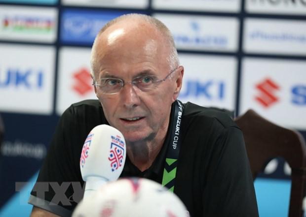 HLV Eriksson: Viet Nam la doi bong manh nhat AFF Suzuki Cup 2018 hinh anh 1