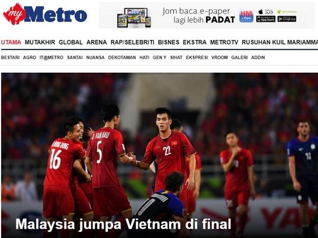 Truyen thong Malaysia mong cho man 'phuc thu' tuyen Viet Nam hinh anh 2
