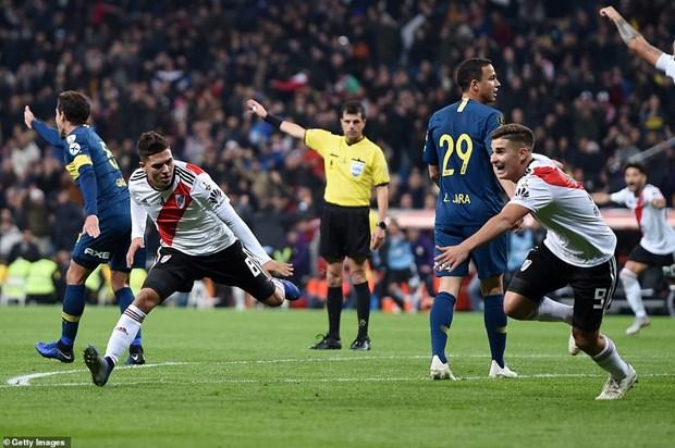 Copa Libertadores: Ha kinh dich Boca Juniors, River Plate len ngoi hinh anh 3
