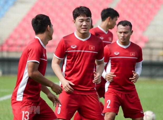 Viet Nam va Malaysia tap trung cao do cho tran chung ket hinh anh 1